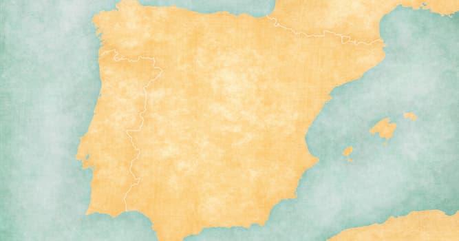 Geografía Pregunta Trivia: ¿Cuáles de los siguientes países se encuentran en la península ibérica?