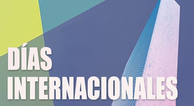 Sociedad Pregunta Trivia: ¿Cuándo se celebra el Día Mundial de la Justicia Social?