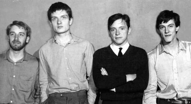 Cultura Pregunta Trivia: ¿Cuántos álbumes de estudio editó el grupo Joy Division?