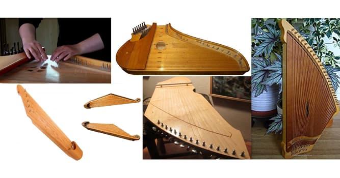 """Cultura Pregunta Trivia: ¿De qué país es tradicional el instrumento musical llamado """"Kantele""""?"""