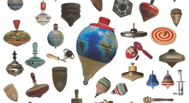 Cultura Pregunta Trivia: ¿Desde cuándo se sabe de la existencia del Trompo?