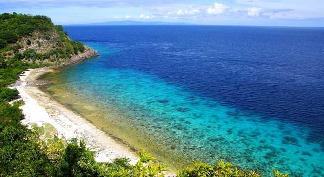 Geografía Pregunta Trivia: ¿Dónde está ubicada la isla Apo?