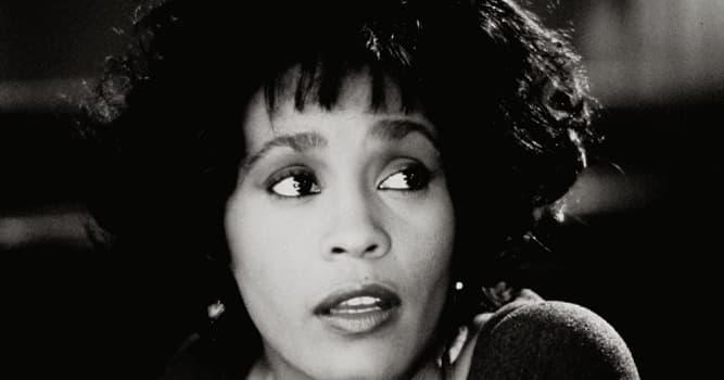 Film & Fernsehen Wissensfrage: Durch welchen Film wurde Whitney Houston weltberühmt?