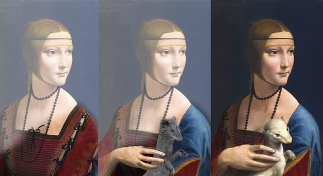 """Cultura Pregunta Trivia: ¿En dónde se expone """"La dama del armiño"""" de Leonardo da Vinci?"""