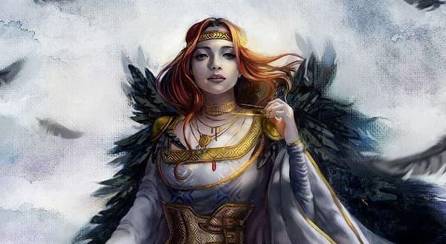 Cultura Pregunta Trivia: En la mitología escandinava, ¿quién era la diosa del amor y la lujuria?