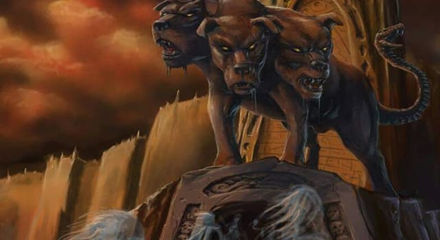 Cultura Pregunta Trivia: ¿En la mitología griega quién era el padre de Cerbero (Can Cerbero)?