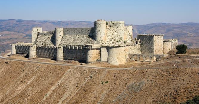 Historia Pregunta Trivia: ¿En qué año se produjo el primer sitio del Kerak?