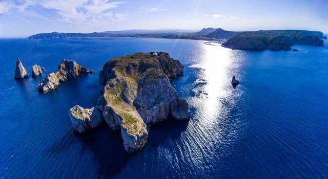 Geografía Pregunta Trivia: ¿En qué costa se encuentran las Islas Medas?