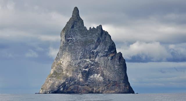 Geografía Pregunta Trivia: ¿En qué lugar se ubica la Pirámide de Ball?