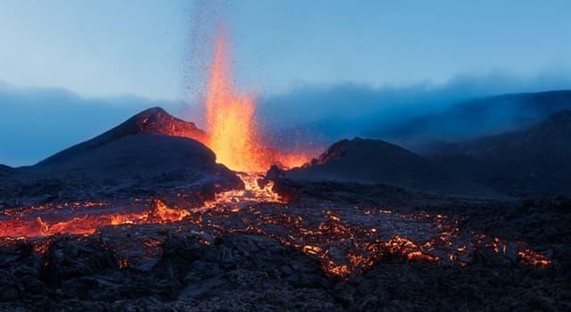 Geografía Pregunta Trivia: ¿En qué océano se encuentra el Volcán del Pitón de la Fournaise?