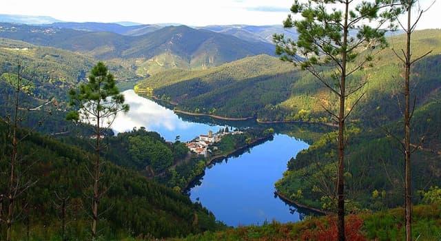 Geografía Pregunta Trivia: ¿En qué país corre el río Zêzere?