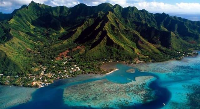 Geografía Pregunta Trivia: ¿En qué país está ubicado el Parque Nacional Isla del Coco?