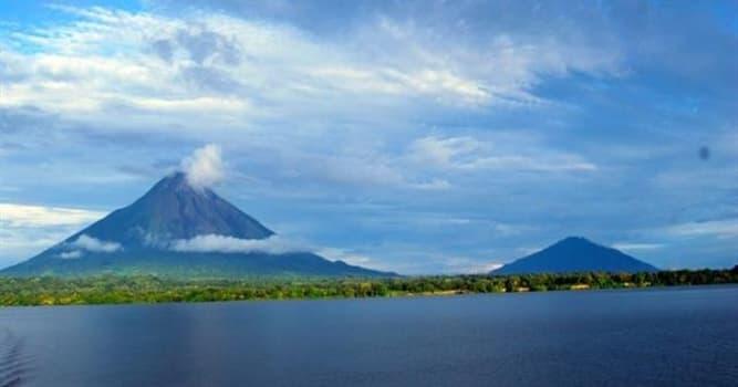 Geografía Pregunta Trivia: ¿En qué país se encuentra el volcán Apoyeque?