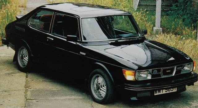 Sociedad Pregunta Trivia: ¿En qué países se fabricó el Saab 99 turbo?