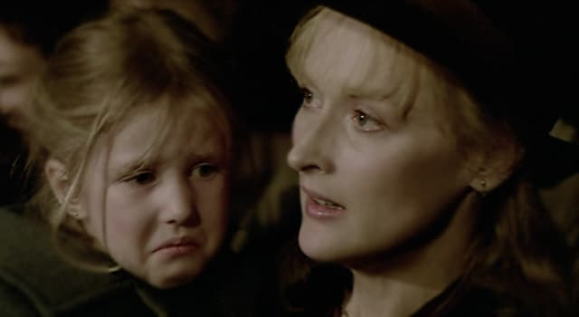 Películas Pregunta Trivia: ¿En qué película Meryl Streep interpretó el papel de una superviviente del holocausto nazi?