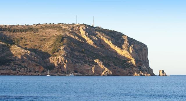 Geografía Pregunta Trivia: ¿En qué provincia española se encuentra la Reserva Marina del Cabo de San Antonio?