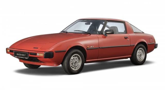 Sociedad Pregunta Trivia: ¿Entre qué años estuvo a la venta el automóvil Mazda RX-7?