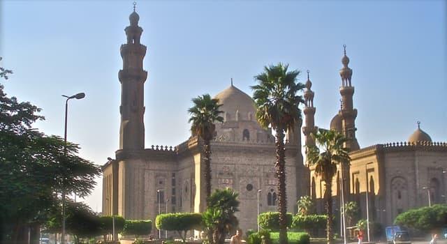 Historia Pregunta Trivia: ¿Entre qué años tuvo lugar el reinado del sultanato mameluco y su arquitectura?