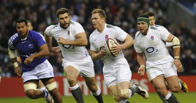 Deporte Pregunta Trivia: ¿Dónde se originó el rugby?