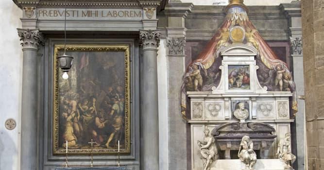Cultura Pregunta Trivia: ¿De qué gran artista es la tumba que aparece en la imagen?