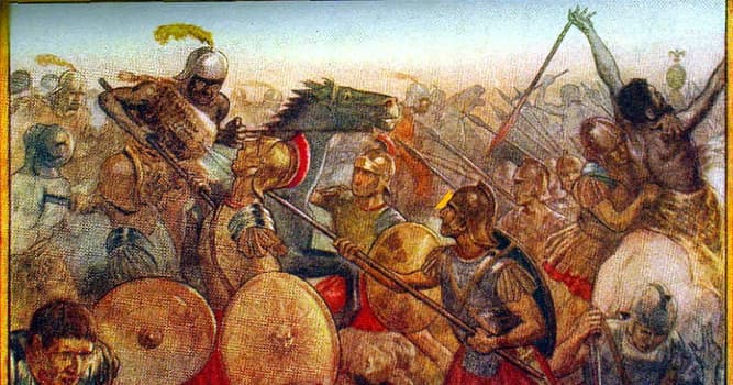 History Trivia Question: How many Punic Wars were there?