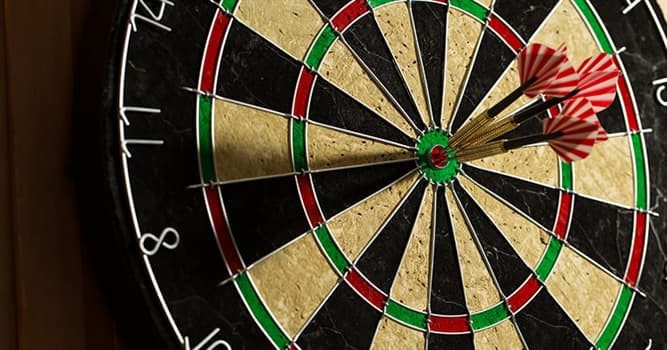 Sport Trivia Question: In 2019, who became the first woman to defeat a man at the annual World Darts Championship?