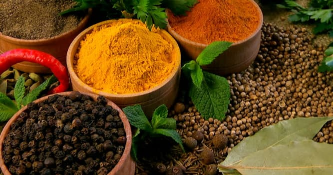 Science Trivia Question: In Ayurvedic medicine, which mixture of spices elevates body temperature?