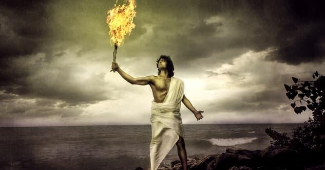 Cultura Pregunta Trivia: ¿Qué ave era enviada a alimentarse del hígado de Prometeo en la mitología griega?