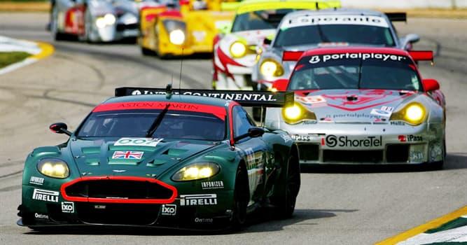 Deporte Pregunta Trivia: ¿Qué significa la bandera blanca en la mayoría de las competiciones de automovilismo estadounidenses?