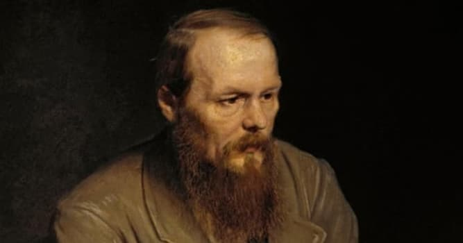 Culture Trivia Question: In what century did Fyodor Dostoyevsky live?