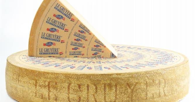 Cultura Pregunta Trivia: ¿De qué país es originario el queso gruyere?