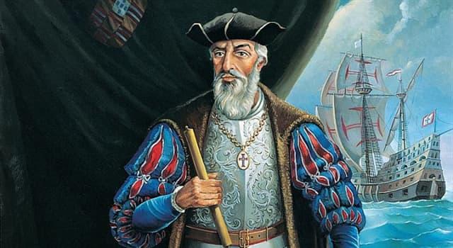 Historia Pregunta Trivia: ¿Dónde nació el famoso explorador Vasco da Gama?