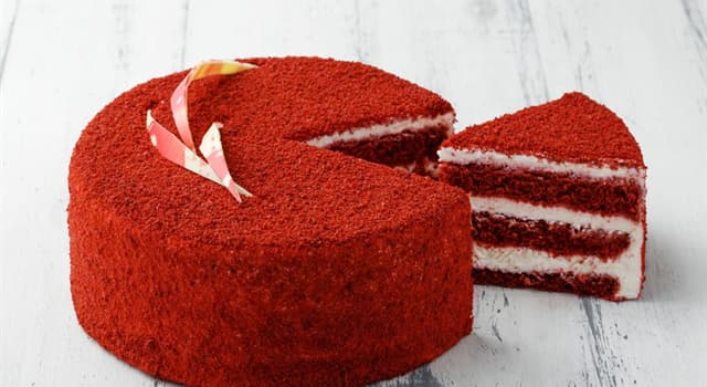 Cultura Pregunta Trivia: ¿Cómo se llama el pastel de la imagen?