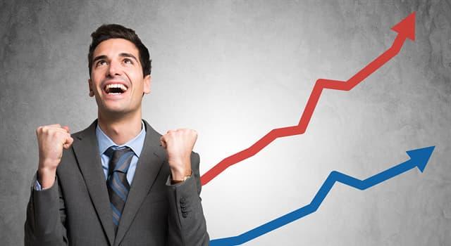 Sociedad Pregunta Trivia: ¿Cómo se le llama a una persona que coloca capital con el objetivo de obtener beneficios económicos?