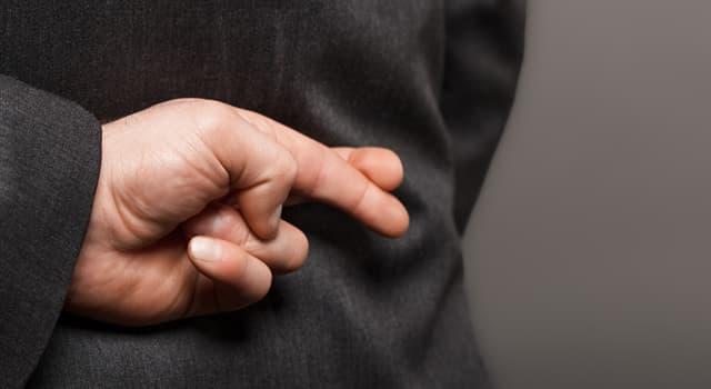 Sociedad Pregunta Trivia: ¿Cómo se llama el acto intencional de mentir mientras se está bajo juramento?
