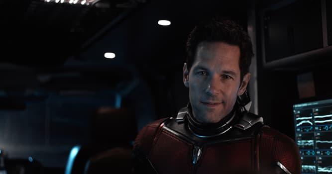 Películas Pregunta Trivia: ¿Qué actor protagonizó la película Ant-Man del año 2015?