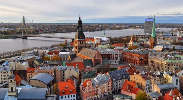 Geografía Pregunta Trivia: ¿Cuál de los siguientes NO es uno de los países bálticos?