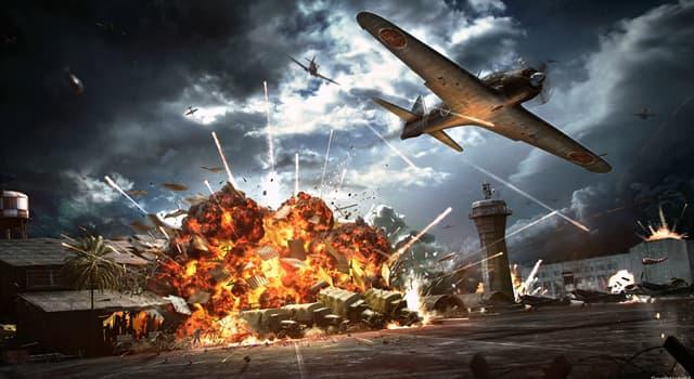 Historia Pregunta Trivia: ¿Cuál fue la guerra más sangrienta en la historia de la humanidad?