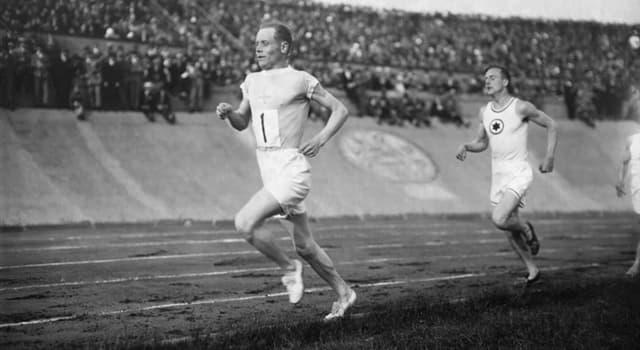 Deporte Pregunta Trivia: ¿Con qué sobrenombre era conocido el corredor finlandés de media y larga distancia Paavo Nurmi?