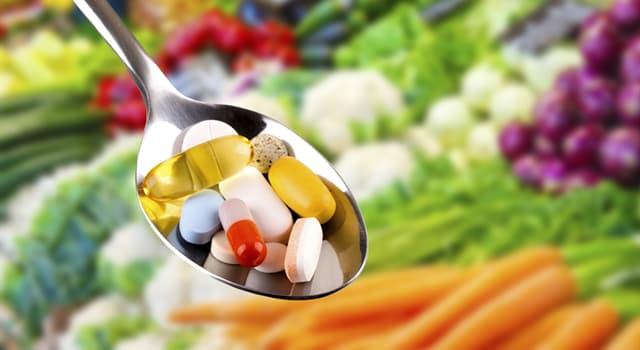 Сiencia Pregunta Trivia: ¿Qué vitamina no existe?