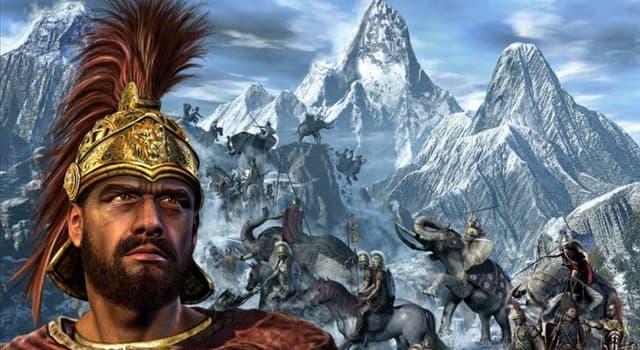 Historia Pregunta Trivia: ¿Qué famoso personaje histórico se llamaba Temuyín al nacer?