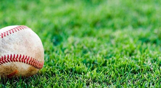 """Deporte Pregunta Trivia: ¿Qué deporte fue conocido en algún momento como """"kitten ball""""?"""
