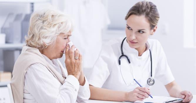 Сiencia Pregunta Trivia: ¿Qué médico especialista trata alergias, zóster y resfríos frecuentes?