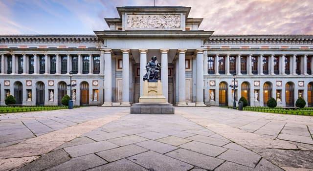 Cultura Pregunta Trivia: ¿La copia de qué cuadro se exhibe en el Museo del Prado?