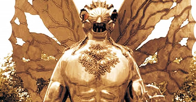 Society Trivia Question: Mothman, a humanoid beast with red eyes and big wings, was allegedly seen in 1967 at a bridge in which town?