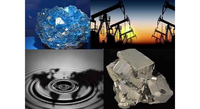 Geografía Pregunta Trivia: ¿En qué continente está prohibido extraer recursos minerales hasta el 2048?