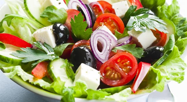 Cultura Pregunta Trivia: ¿Con cuál de estos términos se identifica también la salata horiatiki?