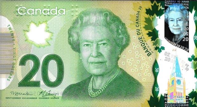 Sociedad Pregunta Trivia: ¿Según los botánicos, qué hay de malo en los billetes canadienses?