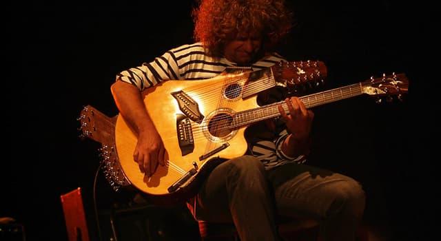 Cultura Pregunta Trivia: ¿Por cuántas cuerdas está compuesta la Guitarra Pikasso?