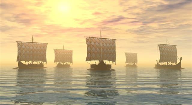 Cultura Pregunta Trivia: ¿Por qué los vikingos enterraron sus barcos?